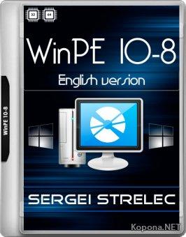 WinPE 10-8 Sergei Strelec 2019.10.02 (x86/x64/ENG)