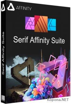 Serif Affinity Suite 1.7.3.481 Final Portable by Alz50