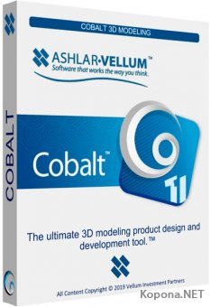 Ashlar-Vellum Cobalt 11 SP0 Build 1111