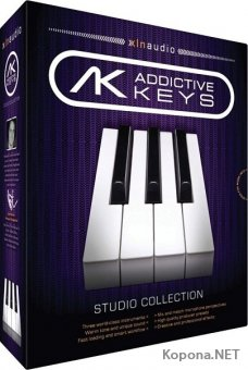 XLN Audio Addictive Keys Complete 1.1.8