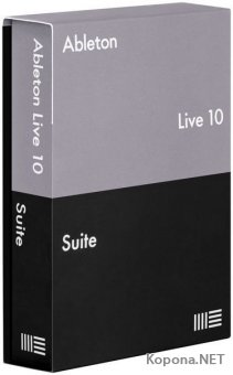 Ableton Live Suite 10.1.2