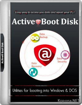 Active@ Boot Disk 14.1.0 (08.10.2019)