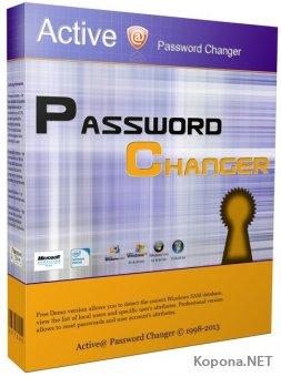 Active@Password Changer Ultimate 10.0.1