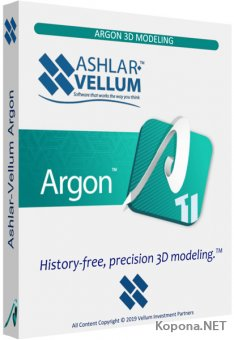 Ashlar-Vellum Argon 11 SP0 Build 1111 Portable