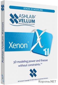 Ashlar-Vellum Xenon 11 SP0 Build 1111 Portable