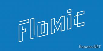 Шрифт Flomic
