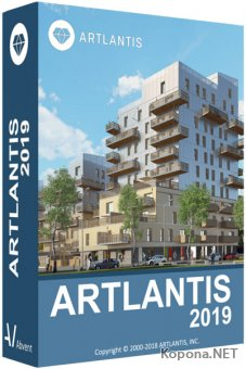 Artlantis 2019 8.0.2.20749 + Media