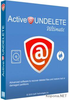 Active@ UNDELETE Ultimate 15.0.21 + WinPE