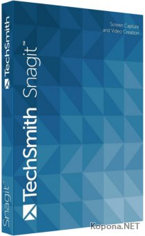 Techsmith Snagit 2019 19.1.4 Build 4446 RePack by KpoJIuK