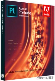 Adobe Prelude 2020 9.0.0.415