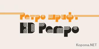 Шрифт KD Pempo