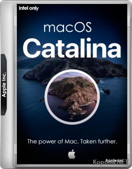 macOS Catalina 10.15.1 (19B88)