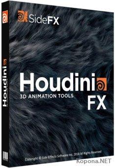 SideFX Houdini FX 17.5.425