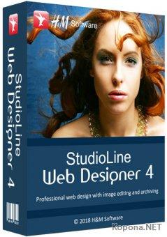 StudioLine Web Designer 4.2.49 · ·