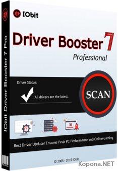 IObit Driver Booster Pro 7.1.0.533 + Portable