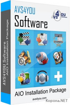 AVS4YOU Software AIO Installation Package 4.4.2.158