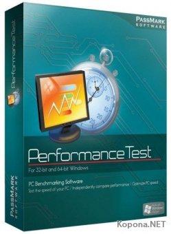 PassMark PerformanceTest 9.0 Build 1035
