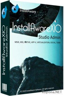 InstallAware Studio Admin X10 27.0.1.2019 Build 11.11.19