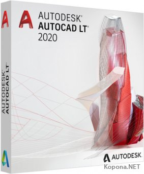 Autodesk AutoCAD LT 2020.1.1 by m0nkrus