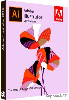 Adobe Illustrator 2020 24.0.0.330 by m0nkrus