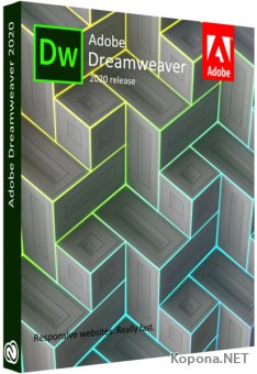 Adobe Dreamweaver 2020 20.0.0.15196 RePack by Pooshock