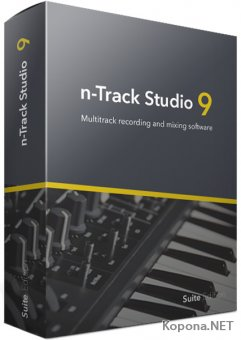 n-Track Studio Suite 9.1.0 Build 3626