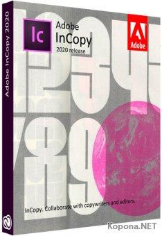 Adobe InCopy 2020 15.0.155by m0nkrus
