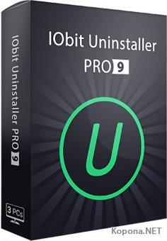 IObit Uninstaller Pro 9.1.0.12 + Portable