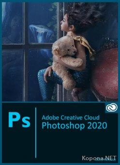 Adobe Photoshop 2020 21.0.1.47 with Plugins Lite Portable by punsh (22.11.2019)