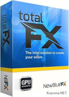 NewBlueFX TotalFX 7.0 Build 191114