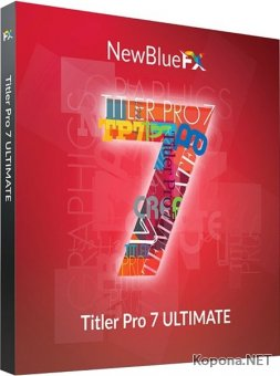 NewBlue Titler Pro 7.0 Build 191114 Ultimate