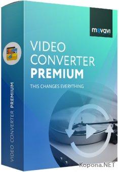 Movavi Video Converter 20.0.1 Premium+ Portable