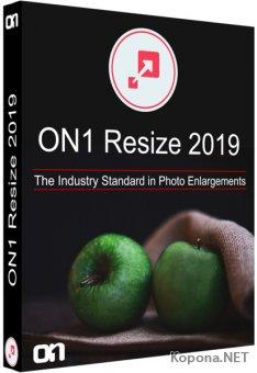 ON1 Resize 2019.7 13.7.0.8098