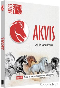 AKVIS All-in-One Pack 2019.12 Portable by punsh