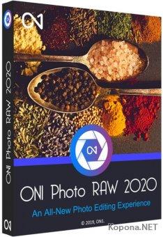 ON1 Photo RAW 2020 14.0.1.8205