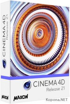 Maxon CINEMA 4D Studio R21.115