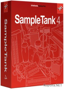 IK Multimedia SampleTank 4.0.9