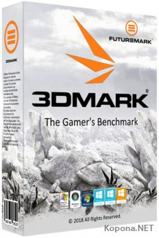Futuremark 3DMark 2.11.6846 Advanced / Professional