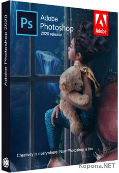 Adobe Photoshop 2020 21.0.2.57 RePack by KpoJIuK