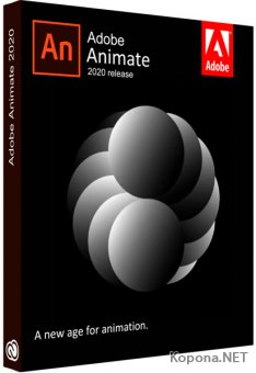 Adobe Animate 2020 20.0.1.19255 RePack by KpoJIuK