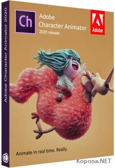 Adobe Character Animator 2020 3.1.0.49 RePack by KpoJIuK