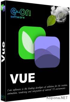 E-on Vue R4 Build 4003044 + PlantFactory & Extra 2019