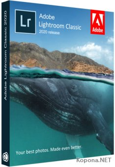 Adobe Photoshop Lightroom Classic 2020 9.1.0.10 RePack by KpoJIuK