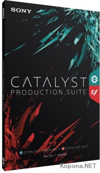 Sony Catalyst Production Suite 2019.2
