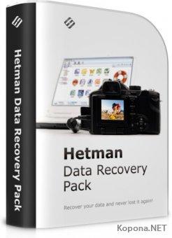 Hetman Data Recovery Pack 2.8