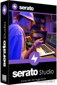 Serato Studio 1.4.0 Build 1396