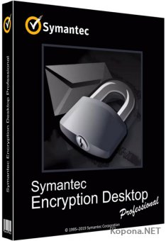 Symantec Encryption Desktop Professional 10.4.2 MP4