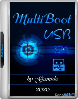 MultiBoot USB by Gamida 2020 (RUS/ENG)