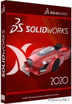 SolidWorks 2020 SP1.0 Premium Edition