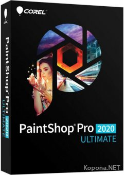 Corel PaintShop 2020 Pro 22.2.0.8 Ultimate